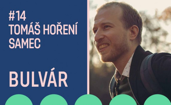 Tomáš Hoření Samec v podcastu Bulvár (Alarm)