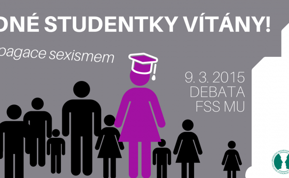 Pohledné studentky vítány, aneb propagace sexismem