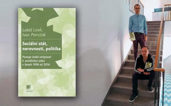 Lukáš Linek a Ivan Petrúšek
