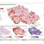 Vymezení periferních regionů v Česku 2011