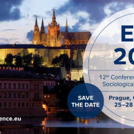 12th Conference of the European Sociological Association 2015, 25.-28.8.