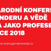 5. národní konference o genderu a vědě