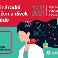 Mezinárodní den žen a dívek ve vědě 2021